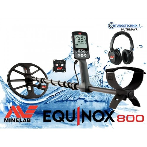 Minelab Equinox 800 Sets
