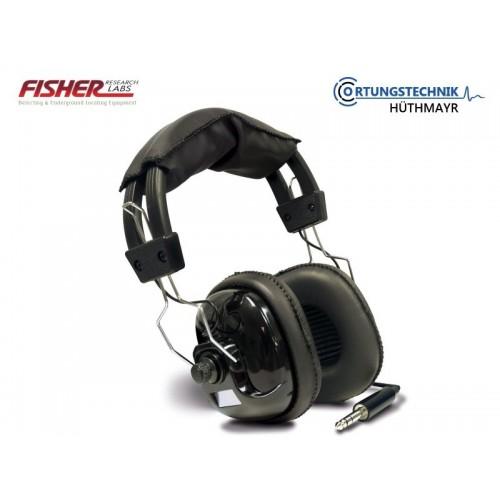 Fisher Spiralkabel Kopfhörer