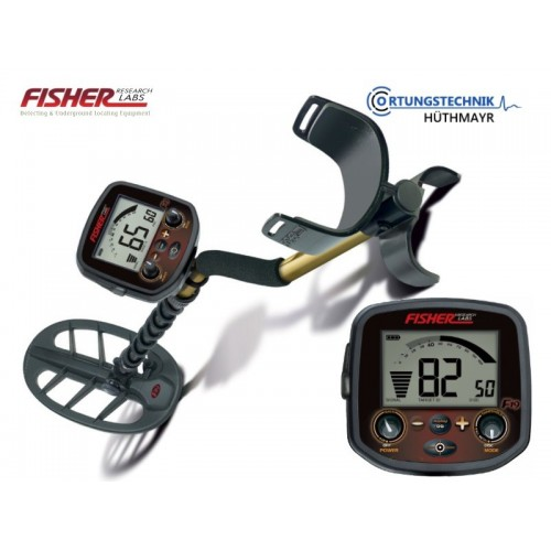 Fisher F19 mit 29cm DD Spule