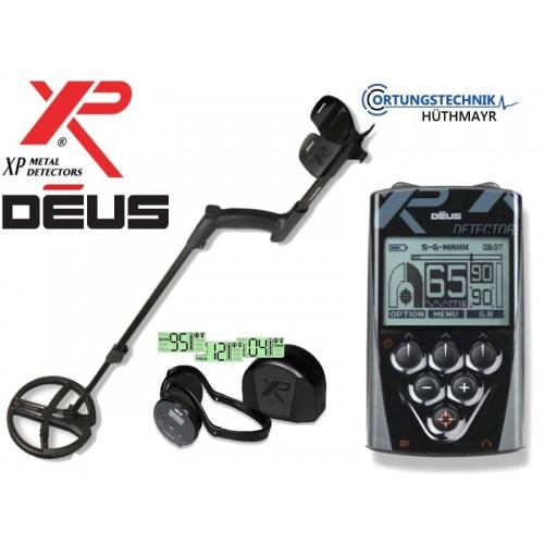 XP DEUS X35 22 RC  WS4 Komplett-Set