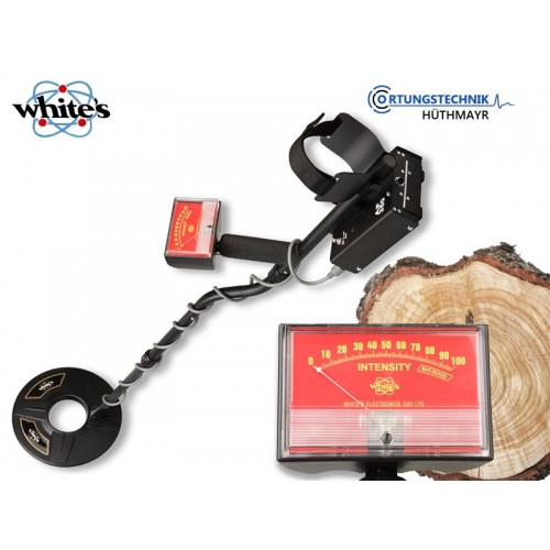 Whites AF 350 Splittersuchgerät für die Forstwirtschaft u. Sägewerke