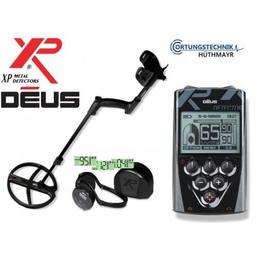 XP DEUS X35 28 RC WS4 Komplett-Set