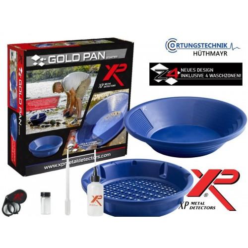XP Goldwaschen  Starter Set 8tlg.