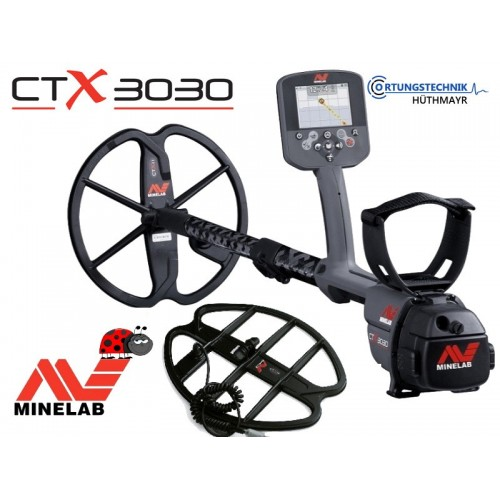 Minelab CTX 3030 Aktionspaket