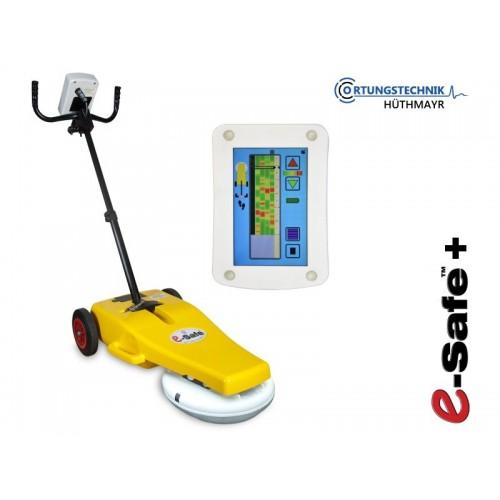 E-Safe + GPR Bodenradar