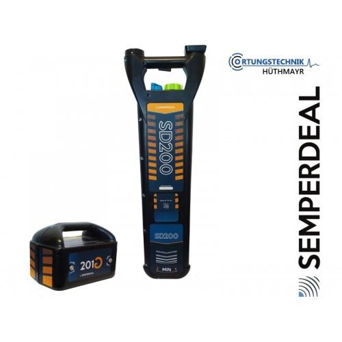 Semperdeal 200 STD Empfänger mit 201G Sender Kit3