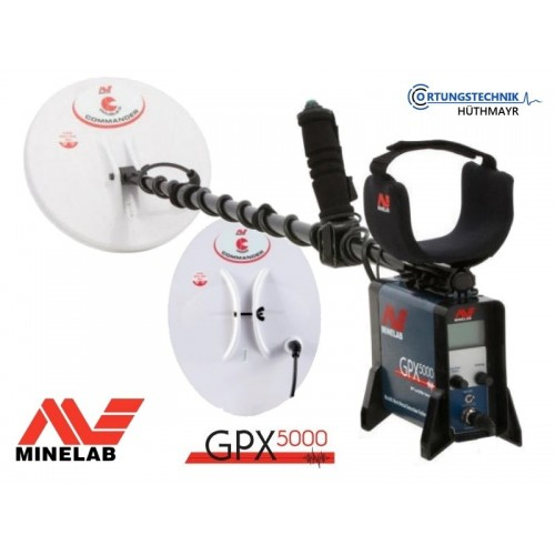 Minelab GPX 5000 PI Gold-Detektor